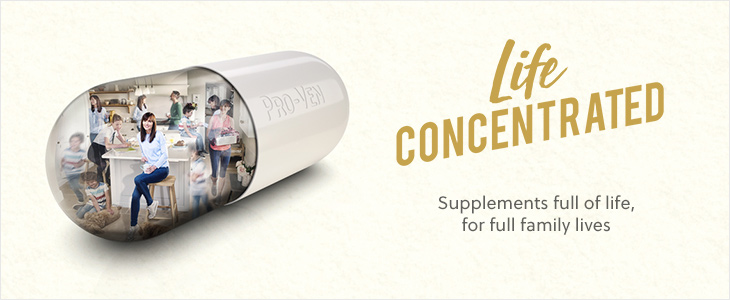 Supplements full of life