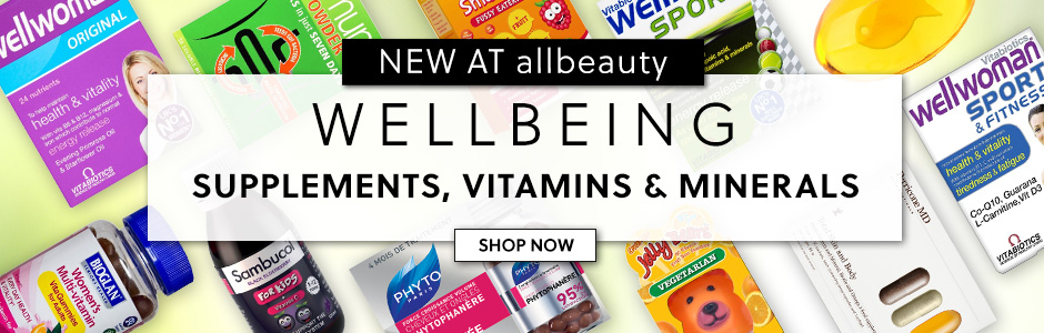 New to allbeauty Wellbeing