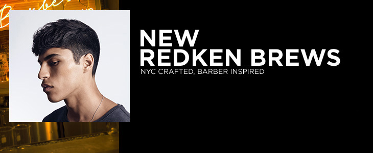 NEW REDKEN BREWS