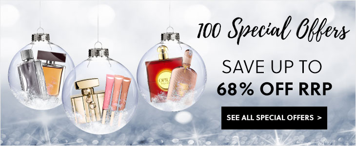 100 Special Offers - Save Up To 68% Off RRP