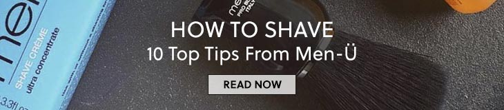 Men-U How To Shave