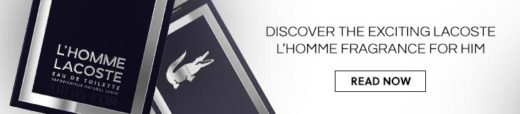 Discover Lacoste L'omme