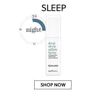 thisworks - deep sleep pillow spray