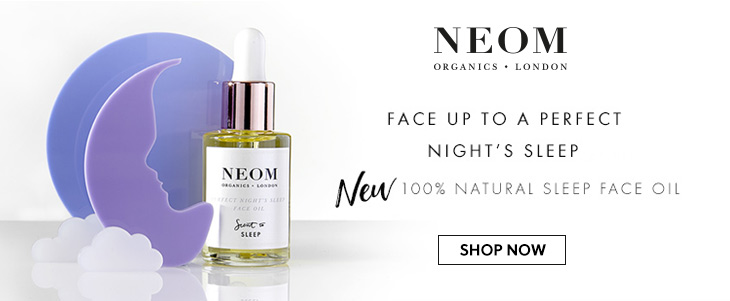 New In - Neom Scent To Sleep Face Oil