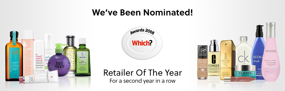 Which? We've Been Nominated