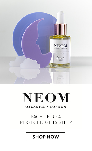 Neon Face Up To a Perfect Nights Sleep
