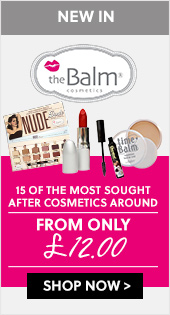 New In - Makeup - theBalm Cosmetics from only £12.00