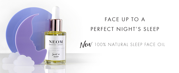 Neom 100% Natural Sleep Face Oil