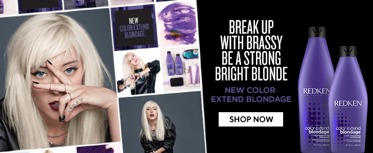 New Redken Color Extend Blondage
