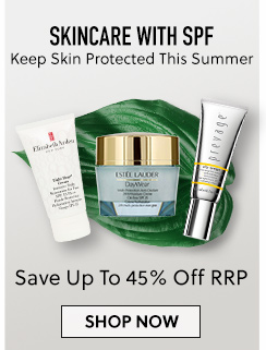 Skincare with SPF - Save Up To 45% Off RRP