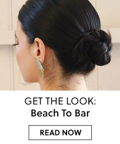 Get The Look: Beach To Bar