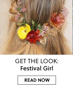 Get The Look: Festival Girl