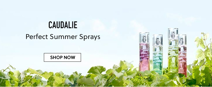 Caudalie Perfect Summer Sprays