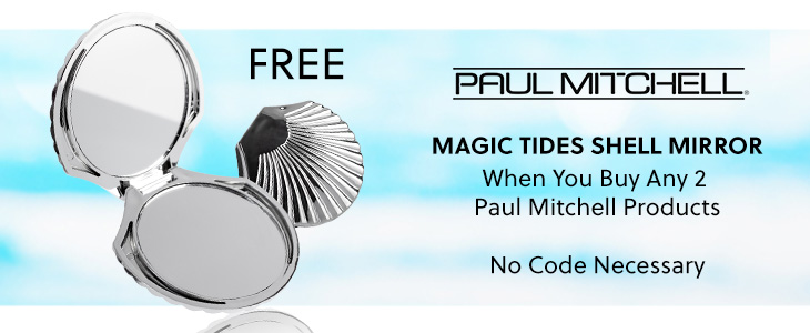 Paul Mitchell Free Shell Mirror