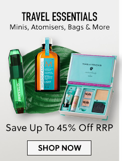 Travel Essentials - Save Up To 40% Off RRP