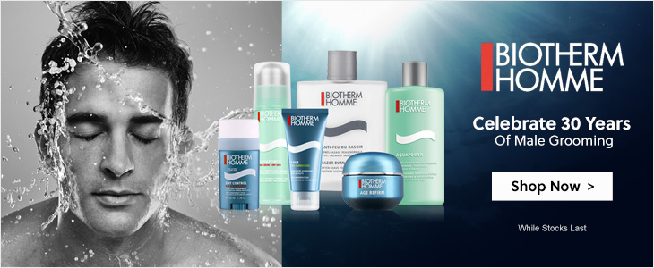 Mens Skincare - Biotherm Homme