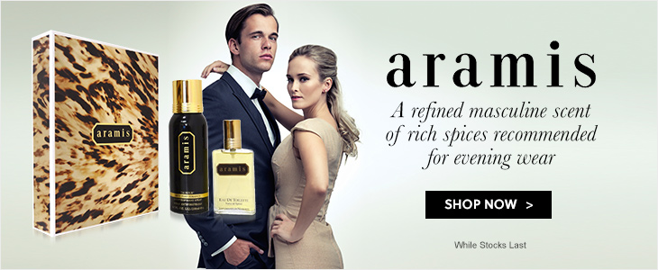 aramis Gift Set Perfect For Evening Wear