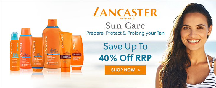 Lancaster Suncare - Up To 40% Off RRP