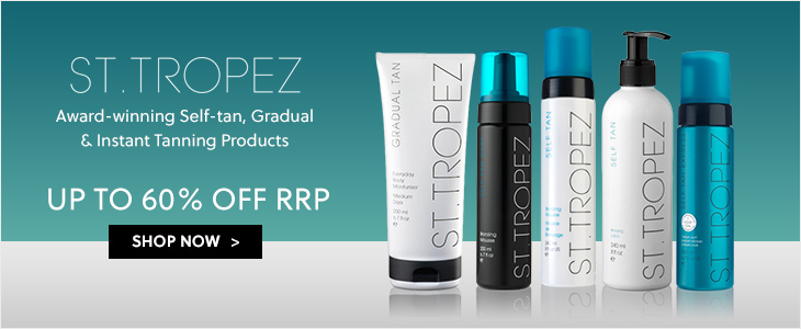 St Tropez - Up To 60% Off RRP