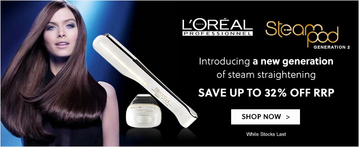 Loreal Steampod Up To 32% Off RRP
