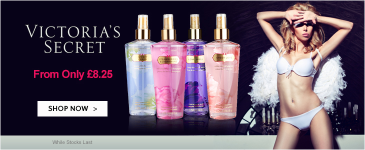 Victoria's Secret Bath & Body From Only £8.25