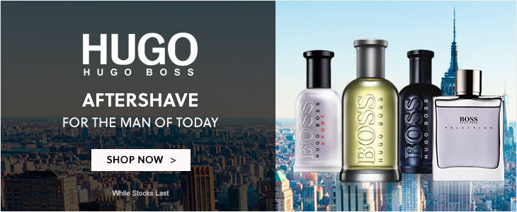 Hugo Boss for him