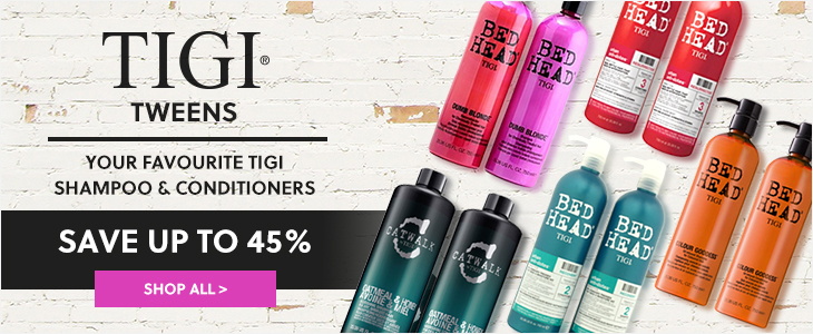 TIGI Tweens - Save Up To 45% Off RRP