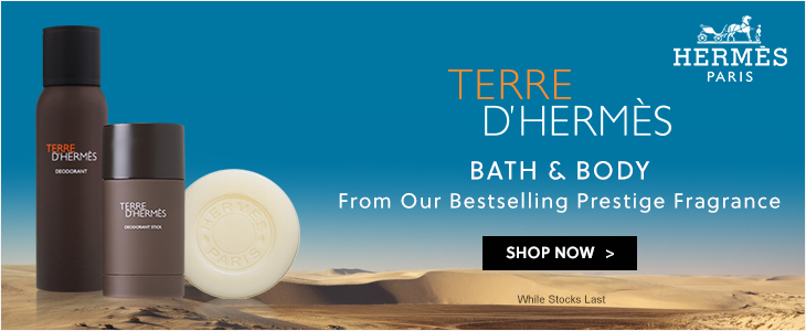 Terre De Hermes Men's Bath and Body