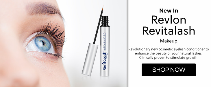 New In Revlon Revitalash