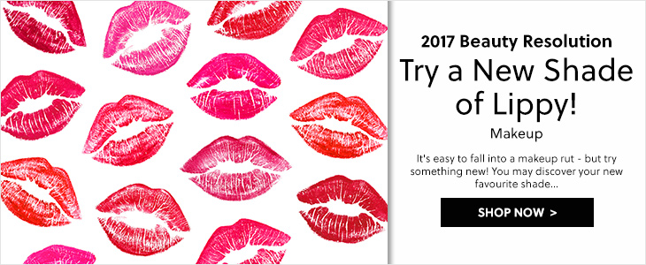 Try a new Lippy!
