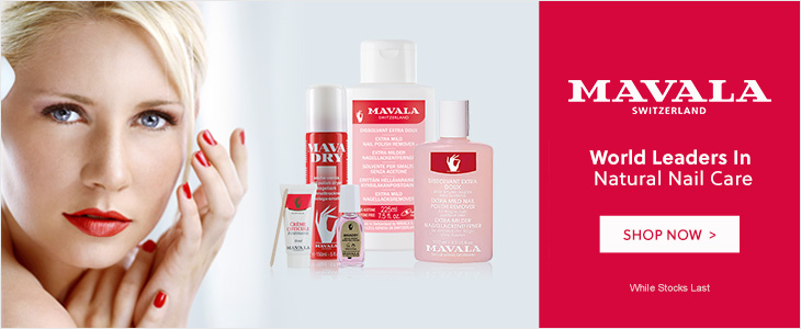 Mavala World Leader's in Nailcare