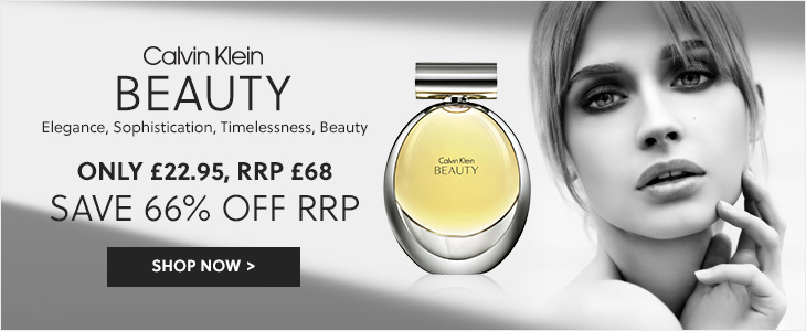 Calvin Klein Beauty Only £22.95 Save 66% Off RRP