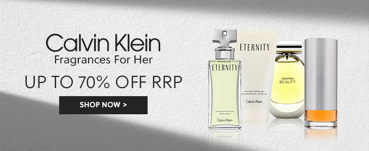 Calvin Klein for Women - Save Up To 70% Off RRP
