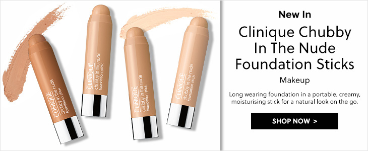 Clinique Chubby Foundation sticks