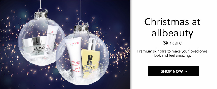 Christmas at allbeauty Skincare