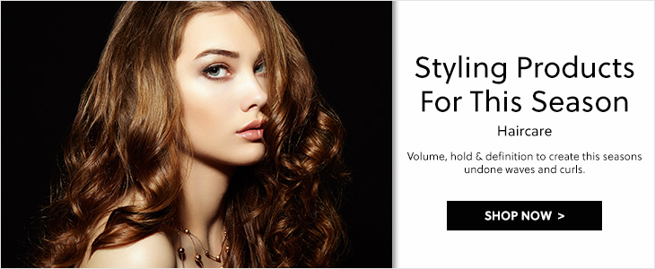 Styling products for this season