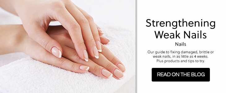 Strengthening Weak Nails