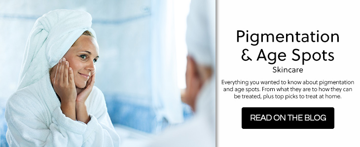 Pigmentation Treatment & Age Spots