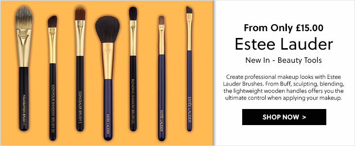 Estee Lauder Brushes - for a professional finish