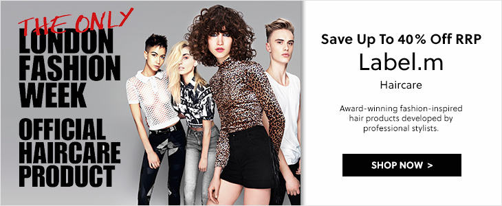 Label M Save up to 40% off RRP