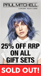 Paul Mitchell - 25% Off RRP On All Gift Sets - SOLD OUT!