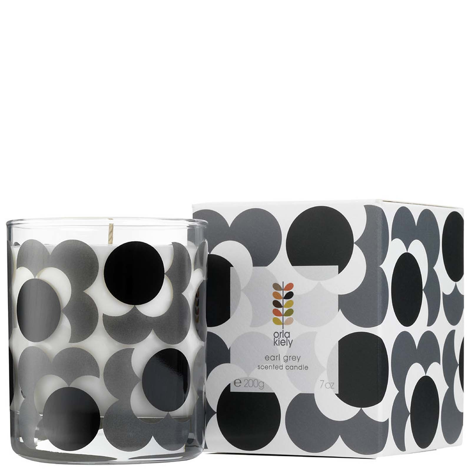 Orla Kiely Home Earl Grey Candle 200g - Gifts & Sets