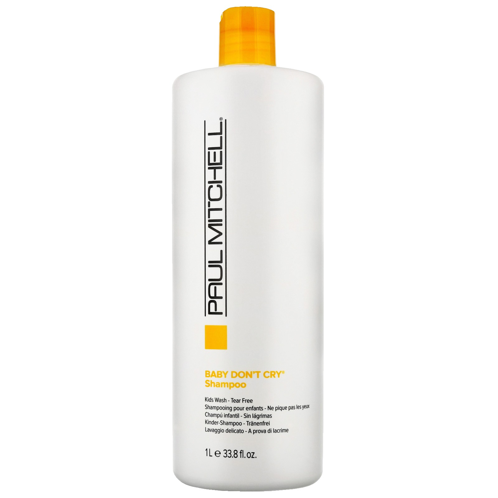 bf099e62500 Paul Mitchell Kids Baby Don t Cry Shampoo Salon Size 1000ml - Haircare