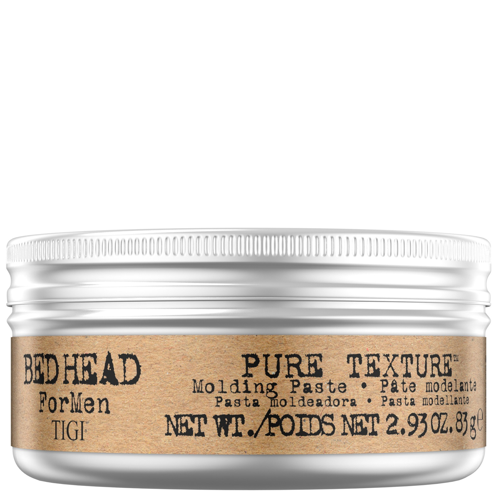 Tigi Bed Head For Men Styling Pure Texture Molding Paste