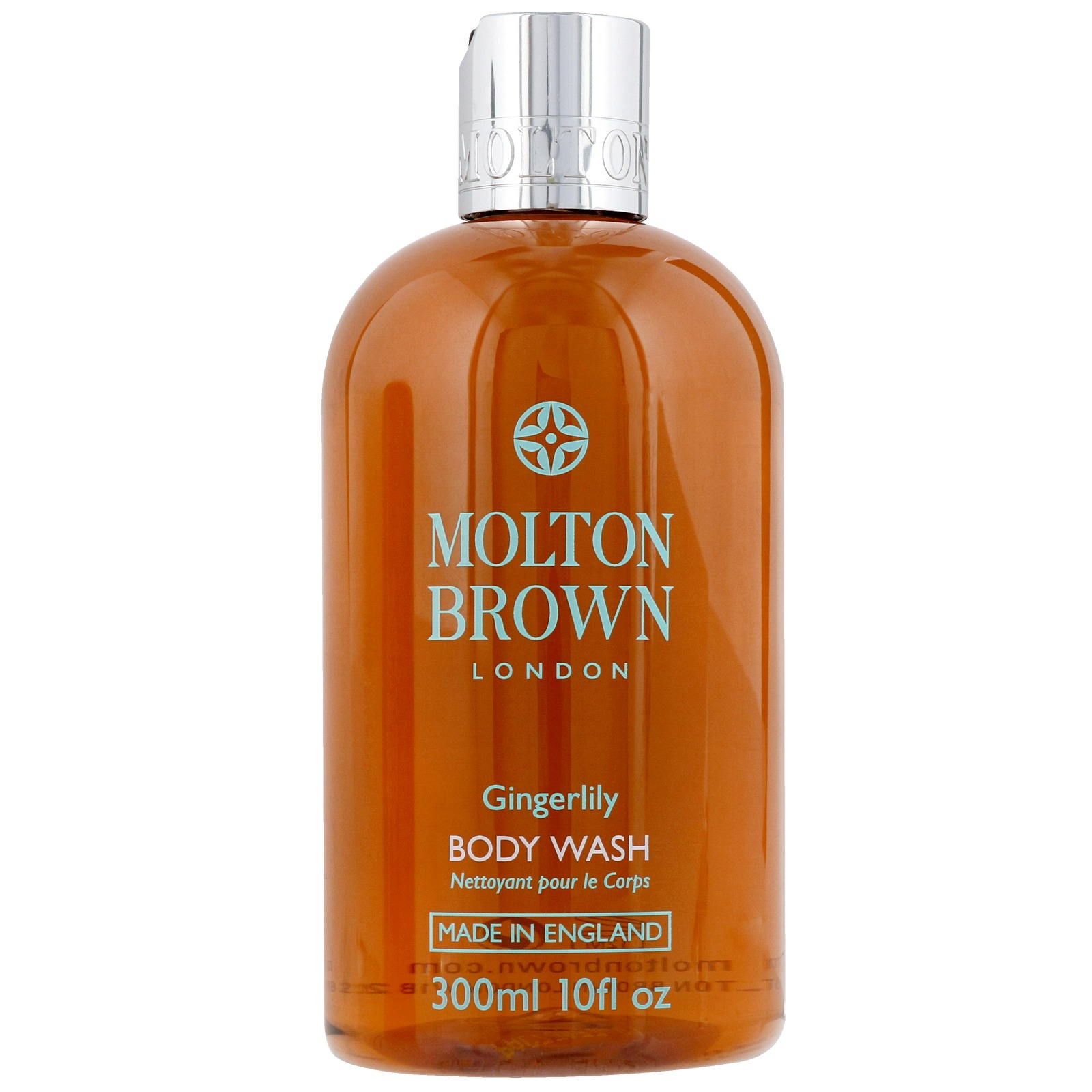Molton Brown Gingerlily Body Wash 300ml Bath Amp Body
