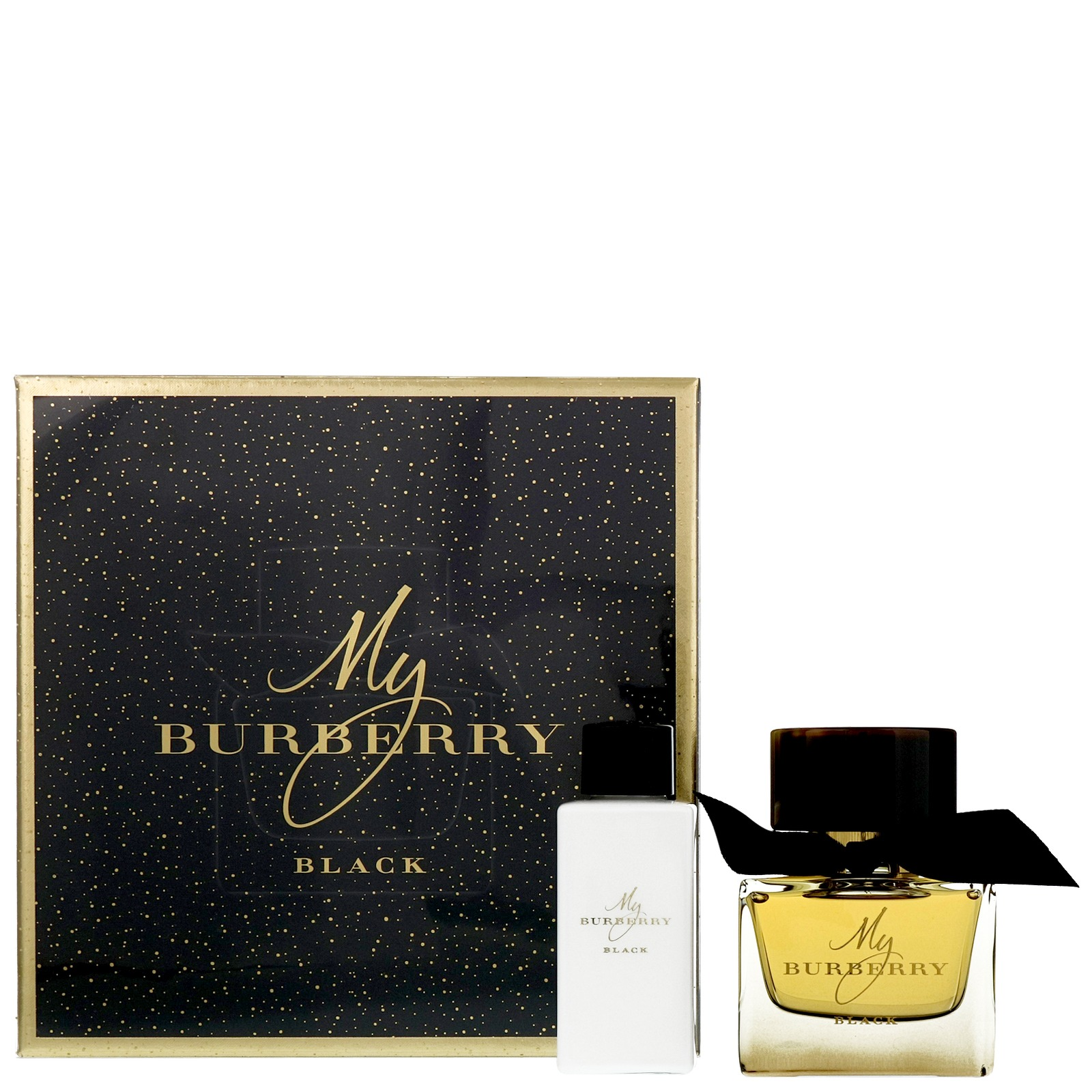 Black Burberry Eau De Set My Spray 50ml Parfum Gift zVqSUpMG
