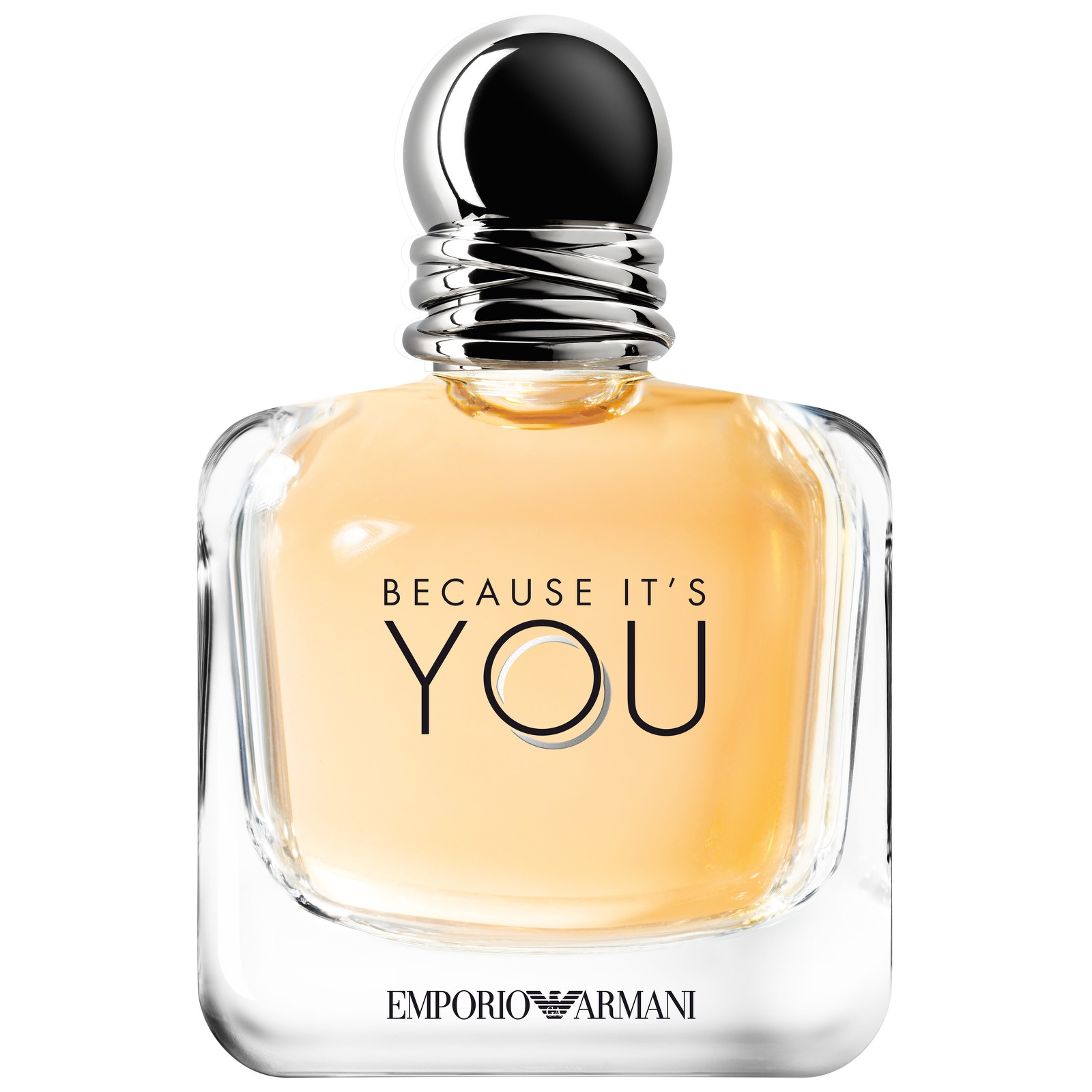Emporio Armani Because Its You Eau De Parfum Spray 100ml Perfume