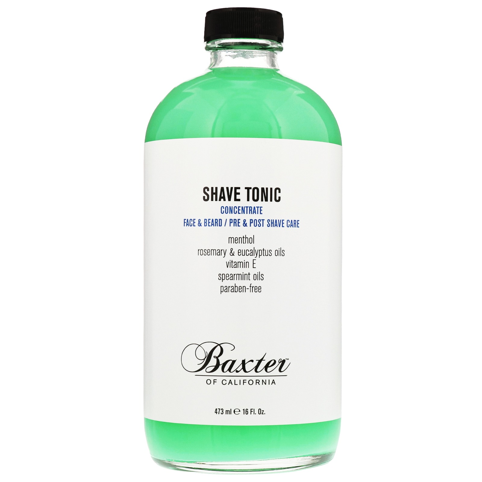Baxter of California Shave Shave Tonic Concentrate 473ml