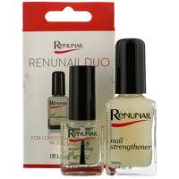 Renunail Hand & Nail Duo - Strengthener 30ml & Nourishing Oil 14ml