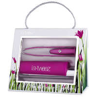 La-tweez Tweezers Illuminating - Pink